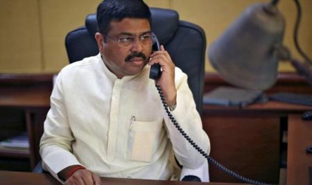 Efforts on to bring petrol, diesel under GST, says Dharmendra Pradhan